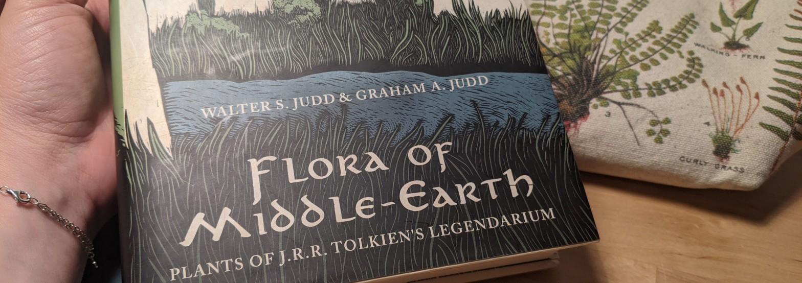 couverture de la botanique de terre du milieu